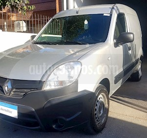 Foto venta Auto usado Renault Kangoo 2 Express 1.5 Diesel Confort 2P 5 Pas (2014) color Gris Claro precio $265.000
