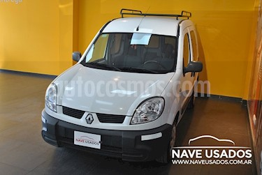 Foto venta Auto usado Renault Kangoo 2 Express 1.5 Diesel Confort 2P 5 Pas (2009) color Blanco precio $188.000