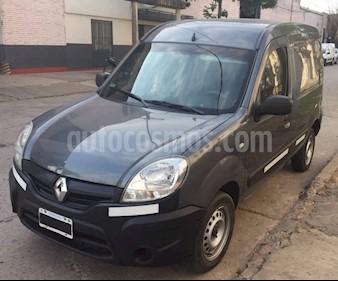 Renault Kangoo 2 Express 1.6 Confort 1P usado (2016) color Gris Acero precio $440.000