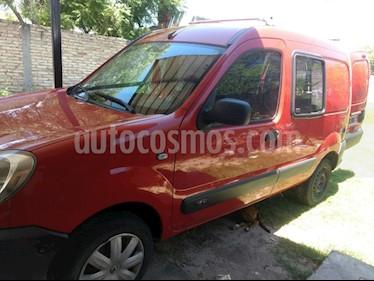 Renault Kangoo 2 Express 1.6 Confort 1P usado (2010) color Rojo precio $230.000