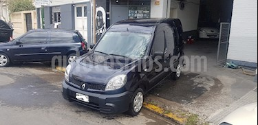 Foto venta Auto usado Renault Kangoo 2 Express 1.6 Confort Pack 2P 5 Pas (2012) color Azul Crepusculo precio $359.000