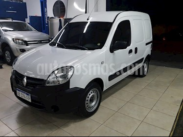 Renault Kangoo 2 Express 1.6 Grand Confort 2P usado (2017) color Blanco precio $450.000