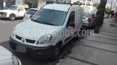 Foto Renault Kangoo Aa usado (2014) color Blanco precio $130,500