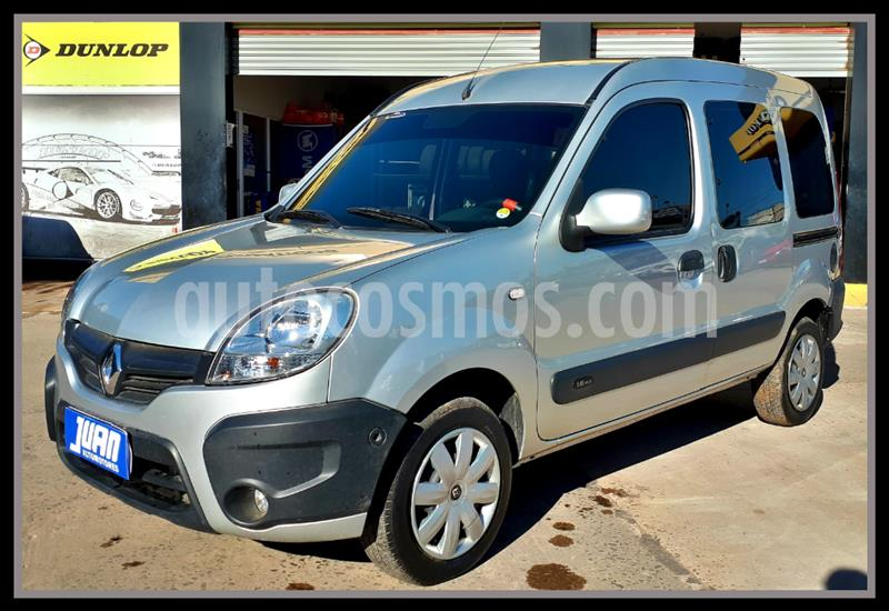 Renault Kangoo Kangoo Express 1.6 usado (2018) color Gris Claro precio $1.055.000