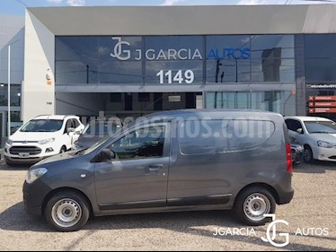 Renault Kangoo 2 Break 1.6 Authentique 1P usado (2019) color Gris Oscuro precio $820.000
