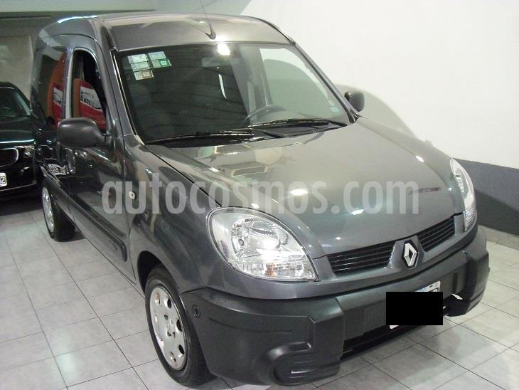 Renault Kangoo Confort 1.6 5 A Cd Ca Da S /vidrio Tras. 2 Plc usado (2012) color Gris Oscuro precio $779.900