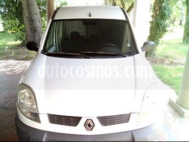 Renault Kangoo Sportway 1.6 usado (2011) color Blanco precio $400.000