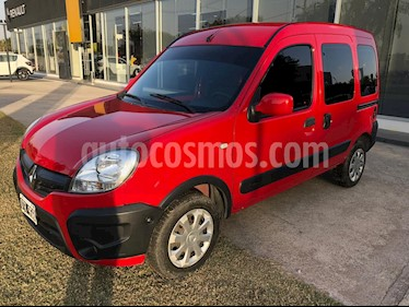 Renault Kangoo 2 Break 1.6 Authentique Plus usado (2015) color Rojo precio $735.000