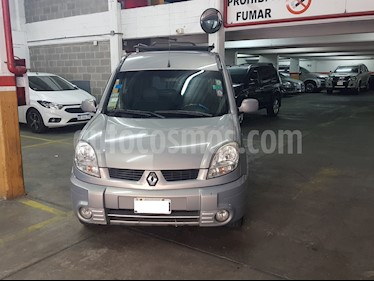 Renault Kangoo 2 Break 1.6 Authentique Plus 2P usado (2009) color Gris precio $398.000