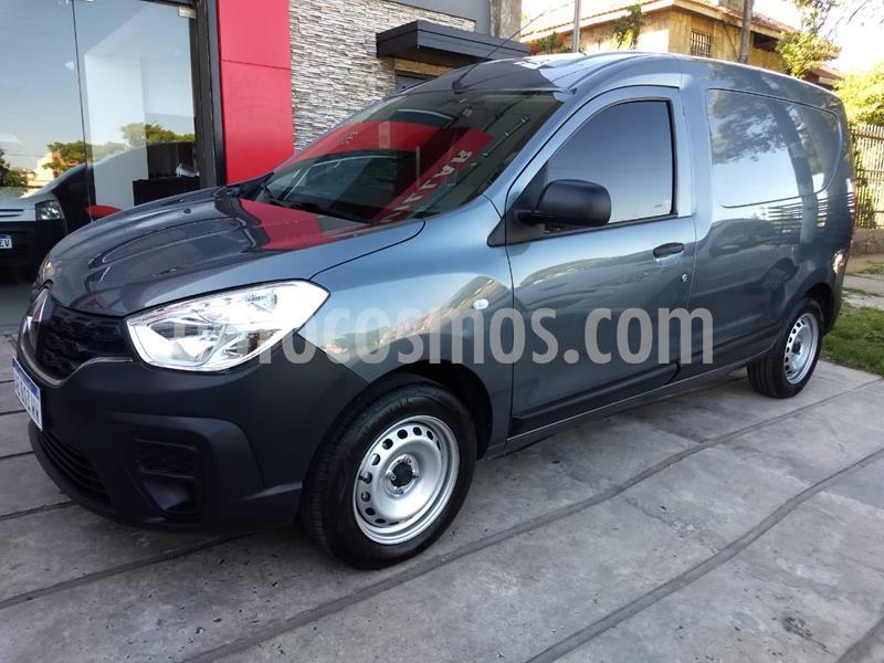 Renault Kangoo 2 Express 1.6 Confort usado (2020) color Gris precio $1.500.000