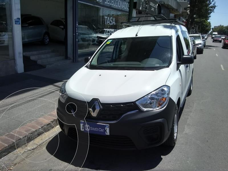 Renault Kangoo Express Confort 1.6 SCe 5A usado (2018) color Blanco precio $900.000