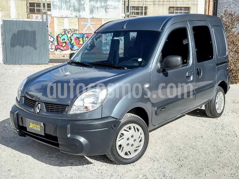 Foto Renault Kangoo Kangoo Express 1.6 usado (2014) color Gris Oscuro precio $430.000