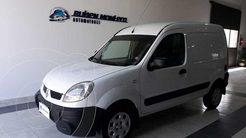 Renault Kangoo Confort 1.6 usado (2011) color Blanco precio $590.000