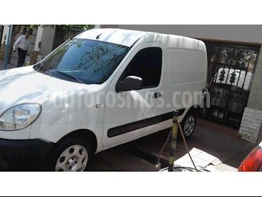 Renault Kangoo 2 Express 1.6 Confort Plus usado (2013) color Blanco precio $370.000