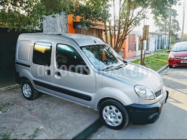 Renault Kangoo 2 Express 1.6 Confort 2P 5 Pas usado (2011) color Gris precio $390.000