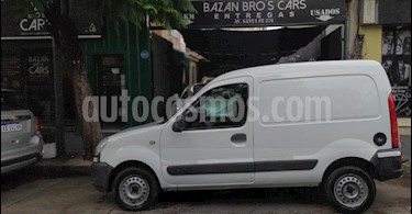Renault Kangoo Kangoo Express 1.6 usado (2015) color Blanco precio $450.000