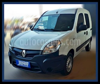 Renault Kangoo Kangoo Express 1.6 usado (2015) color Blanco precio $570.000