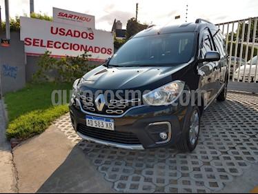 Renault Kangoo Stepway 1.6 SCe usado (2019) color Negro precio $1.080.000