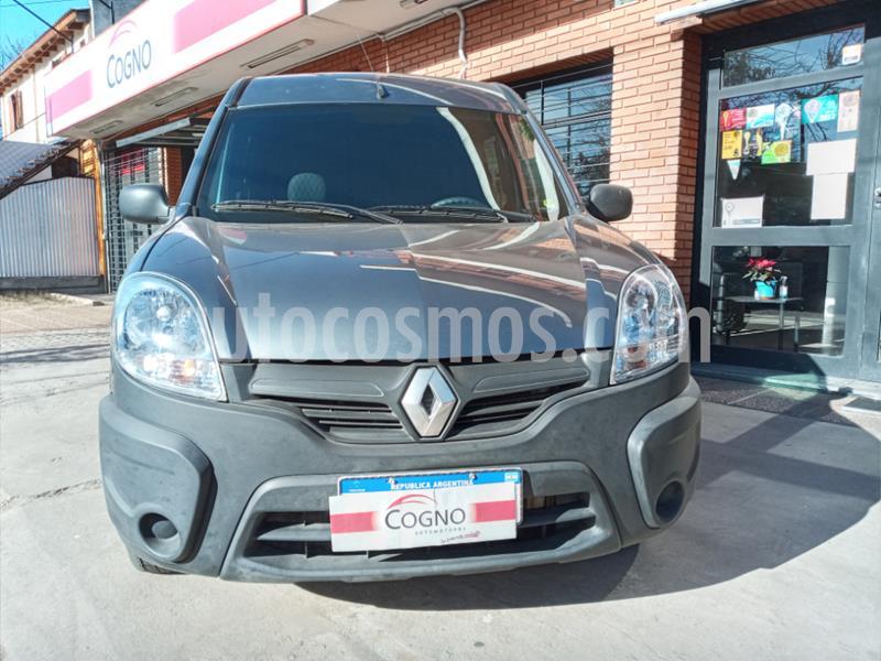 Renault Kangoo Kangoo Express 1.6 usado (2017) color Gris Oscuro precio $1.111.111
