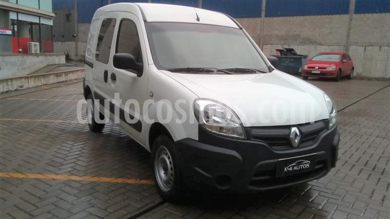 Renault Kangoo 2 Express 1.6 Confort 5 Pas usado (2017) color Blanco precio $750.000