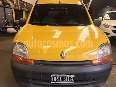 Renault Kangoo Kangoo Express 1.6 usado (2001) color Dorado precio $230.000