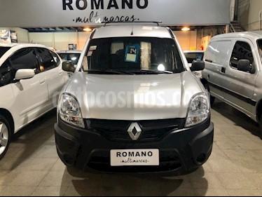 Renault Kangoo Express 1.6 Confort GNC usado (2014) color Gris precio $600.000