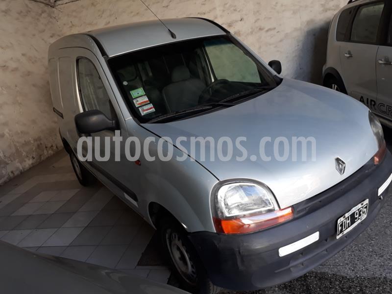 Renault Kangoo Kangoo Express 1.6 usado (2005) color Gris Claro precio $170.000