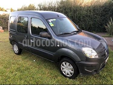 Renault Kangoo 2 Express 1.6 Confort 1P usado (2015) color Gris precio $485.000