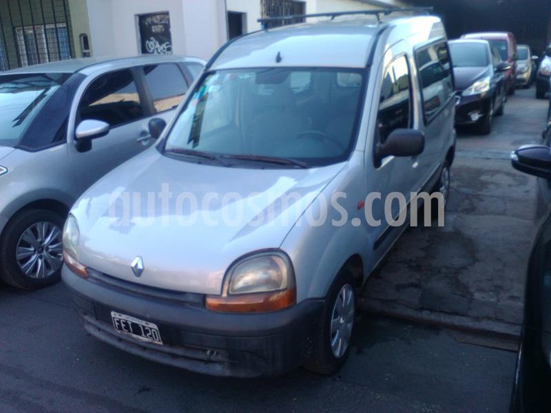 Renault Kangoo Kangoo Express 1.6 usado (2005) color Gris Claro precio $295.000