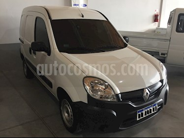 Renault Kangoo - usado (2017) color Blanco precio $610.000