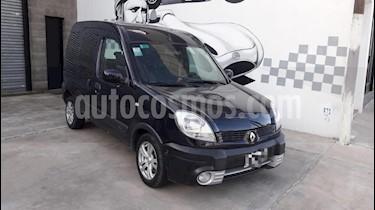 Renault Kangoo Kangoo Express 1.6 usado (2012) color Azul precio $395.000