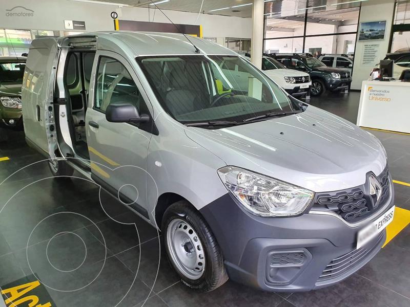 Foto Renault Kangoo Express Confort 1.6 SCe nuevo color Gris Estrella financiado en cuotas(anticipo $485.850 cuotas desde $20.098)