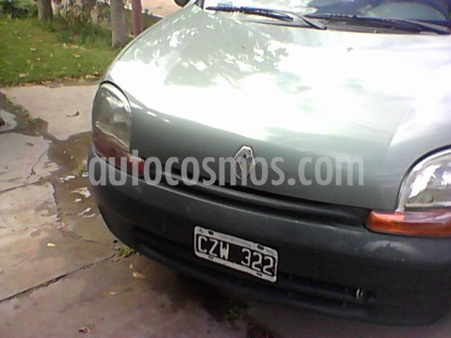 Renault Kangoo Break 1.6 Expression usado (1999) color Gris precio $250.000