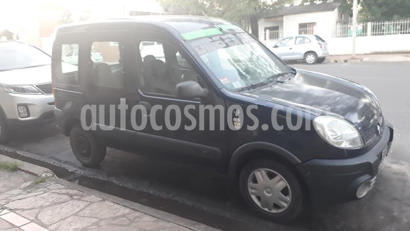 Renault Kangoo 2 Break 1.5 dCi Authentique Plus usado (2011) color Azul Crepusculo precio $430.000
