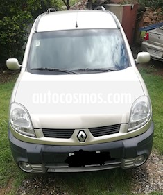 Renault Kangoo 2 Break 1.6 Get Up Plus 7 Pas usado (2011) color Beige Angora precio $390.000