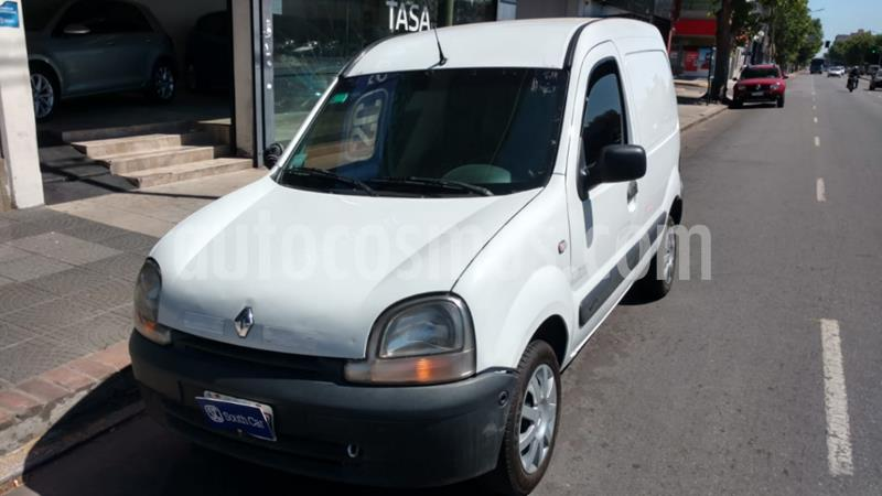 Renault Kangoo Kangoo Express 1.6 usado (2008) color Blanco precio $490.000