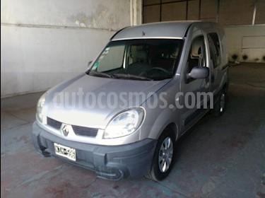 Renault Kangoo Kangoo Express 1.6 usado (2011) color Gris Claro precio $450.000