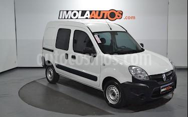 Renault Kangoo 2 Express 1.6 Confort 2P 5 Pas usado (2017) color Blanco Glaciar precio $630.000