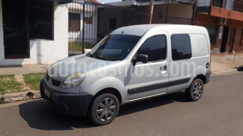 Renault Kangoo 2 Break 1.5 dCi Authentique Plus usado (2008) color Gris precio $580.000
