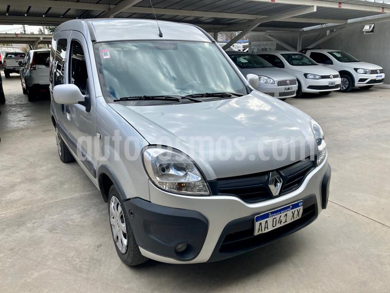 Renault Kangoo 2 Break 1.6 Authentique usado (2016) color Gris Claro precio $1.110.000
