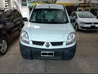 Renault Kangoo Kangoo Express 1.6 usado (2013) color Blanco precio $485.000