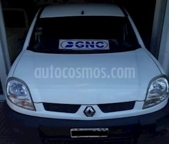 Renault Kangoo Kangoo Express 1.6 usado (2013) color Blanco precio $390.000