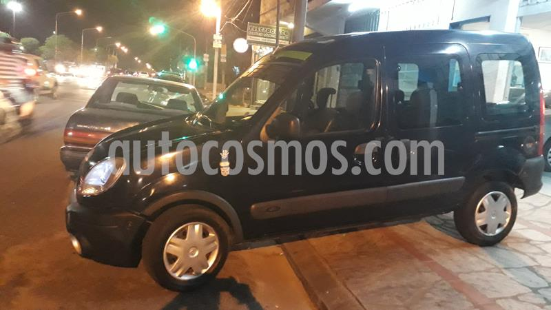 Renault Kangoo 2 Break 1.6 Authentique Plus 2P usado (2011) color Azul Crepusculo precio $490.000