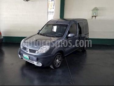 Renault Kangoo Kangoo Express 1.6 usado (2013) color Gris Oscuro precio $460.000