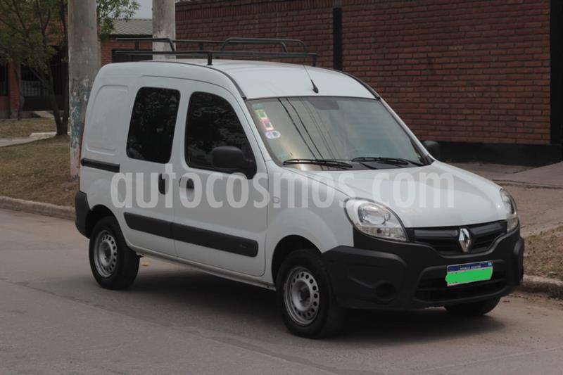 Renault Kangoo Express Confort 1.6 SCe 5A usado (2017) color Blanco Glaciar precio $940.000