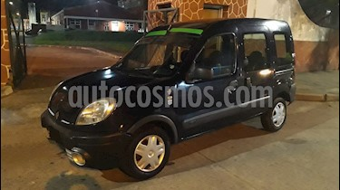 Renault Kangoo 2 Break 1.5 dCi Authentique Plus usado (2011) color Azul Crepusculo precio $270.000