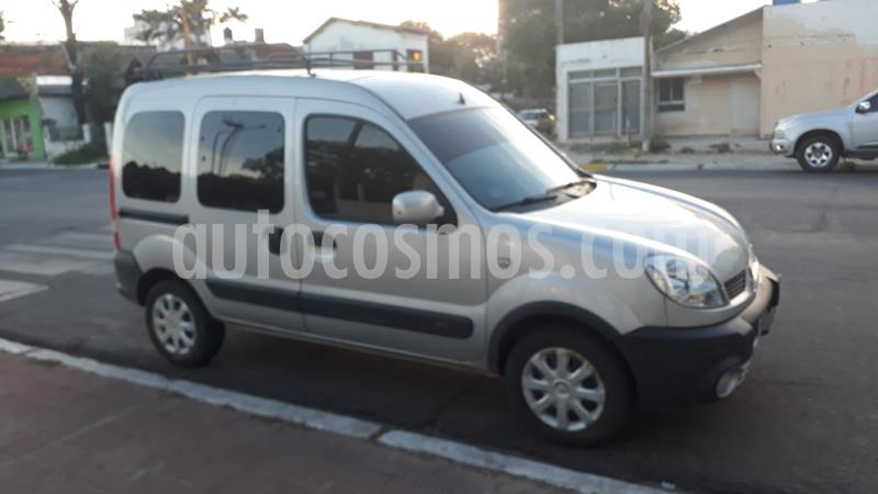 Renault Kangoo 2 Break 1.6 Authentique Plus 2P usado (2013) color Gris precio $790.000