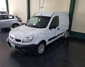 Renault Kangoo Kangoo Express 1.6 usado (2013) color Blanco precio $430.000
