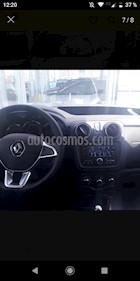 Renault Kangoo 2 Express 1.6 Confort usado (2020) color Gris Estrella precio $870.000