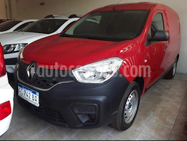 Renault Kangoo Express 1.6 usado (2018) color Rojo precio $720.000